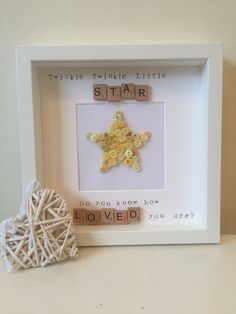 Star Button art frame                                                                                                                                                                                 More