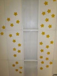 Post sight words on the ceiling on stars. Students shine a flashlight on the words as they practice reading them.