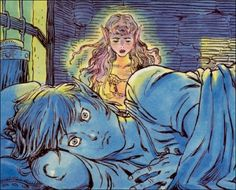 Sleeping through your alarm and immediately remembering you had to save the princess.  <--  ACCURACY.
