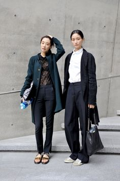 Street style, Seoul fashion week