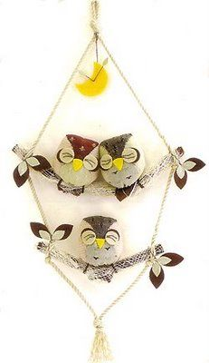 Barbarity: Owl.(no pattern; cute idea)