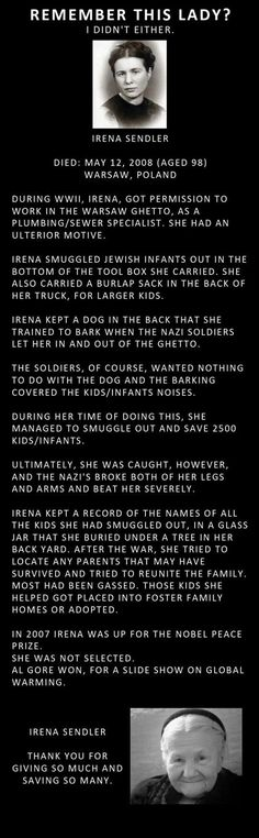 Remembering A Hero