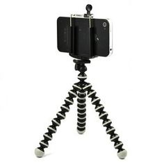 APT Octopus Style Portable and adjustable Tripod Stand Holder for iPhone 4 / 4S iphone 5 / Samsung Galaxy S2 / S3 / S4