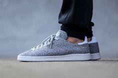 adidas Originals Stan Smith Primeknit NM: Light Solid Grey