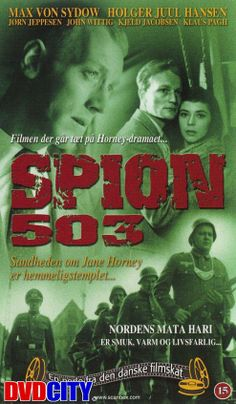 Spion 503 (1958)