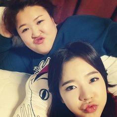 Sunny and Gukju