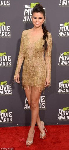 Il red carpet, show e vincitori degli MTV Movie Awards 2013 » GOSSIPpando | GOSSIPpando