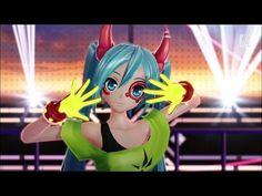 【初音ミク】キュート・メドレー ~アイドル サウンズ~【Project DIVA X HD】 - YouTube
