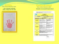 auto avaliação da crianças no pre escolar - Pesquisa Google Portfolio, Chart, Beginning Of Year, Garden, Projects, Ideas, Tools