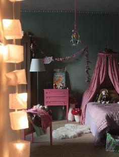 ◆外国のグレーベースの子供部屋【No.80】の画像 | ◆世界のカラフルインテリア◆DECOZY◆