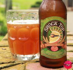 the Edible Bachelor ~ Thirsty Thursdays ~ Shock Top Pumpkin Wheat