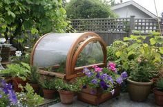 SunPod Greenhouses & Cold Frames