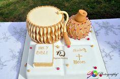 Nigerian Wedding Presents Traditional Wedding Cake Ideas<br> Wedding Cakes With Cupcakes, Wedding Cake Decorations, Wedding Cake Designs, Wedding Cake Toppers, Wedding Ideas, Nigerian Traditional Wedding, Traditional Wedding Cakes, Traditional Cakes, Engagement Cake Design