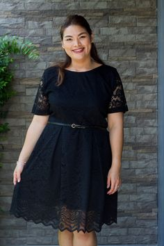 9a984890eba1 How To Choose Dresses For Plus Size Figures -