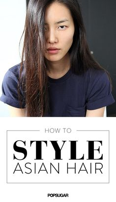 Asian hair can be a struggle to style — your strands are so slippery and rarely hold a curl! These tips will whip your hair into shape and get it to behave! Asian Haircut, Asian Men Hairstyle, Boho Hairstyles, Curled Hairstyles, Asian Hairstyles, Japanese Hairstyles, Wedding Hairstyles, Casual Updos For Long Hair, Long Hair Tips