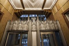 One of New York City's loveliest skyscrapers is also one of its most elusive: the Art Deco structure at 70 Pine Street has been in use as an office space since it was completed in 1932, but once...