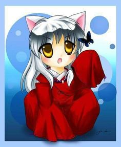 Inuyasha ^.^ ♡ I give good credit to whoever made this