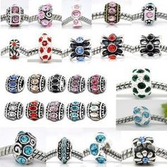 Ten (10) of Assorted Crystal Rhinestone Beads (Styles You Will Receive Are Shown in Picture Random 10 Beads Mix) Charms Spacers for Bracelets Fits Pandora, Biagi, Troll, Chamilla and Many Others SEXY SPARKLES, http://www.amazon.com/gp/product/B008VK048Y?ie=UTF8=213733=393177=B008VK048Y=shr=abacusonlines-20 via @Amazon.com