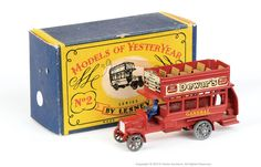 Matchbox Models of Yesteryear | Vectis Toy Auctions