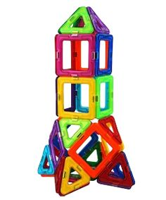 Bonnie's Blog: 3D design for K-12 and beyond: Magformers: My New Fave Toy