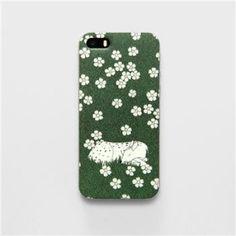 Hand Draw Design iphone 5/5s Case (Deer III)
