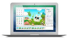 Moglue, interesante aplicación para crear libros interactivos sin necesidad de tener conocimientos de programación o de diseño gráfico. La herramienta ofrece un programa para Windows y Mac que permite la creación de la historia y la programación de la interacción, con resultados que pueden ser visualizados desde iOS y Android gracias a la aplicación MoglueViewer.