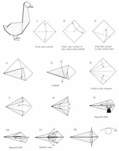 Techno, Diy And Crafts, Martini, Embroidery, Holiday, Pattern, Kindergarten, School, Origami Animals
