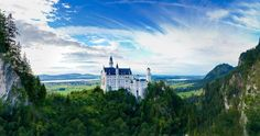 Bavaria, Germany -------------->>>> http://www.travelinnvatn.com/2016/02/15-overlooked-beautiful-travel-destinations-to-consider.html