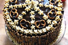 <p>What's better than a stack of cakes? (Nothing, the answer is nothing.)</p>