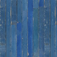 NLXL Materials Collection - PHM-36 Blue Scrapwood Wallpaper by Piet... (£199) ❤ liked on Polyvore featuring home, home decor, wallpaper, backgrounds, blue home accessories, scrapwood wallpaper, nlxl wallpaper, blue wallpaper and blue home decor