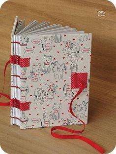 Sketchbook Miau-miau by ViVá.