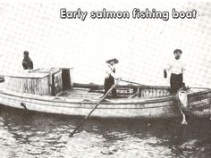 Salmon boat