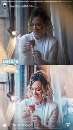 before & after ↝ @brandonwoelfel
