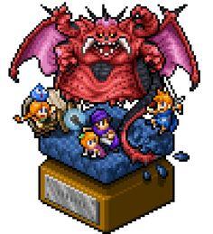 【ドットヴィネット】ドラゴンクエストV blog.ta2nb.main.jp/