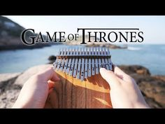 Game of Thrones Theme on kalimba Piano Music, Sheet Music, Christmas Songs Youtube, Game Of Thrones Theme, Ringtone Download, G Major, Kalimba, All About Music, Worship Songs