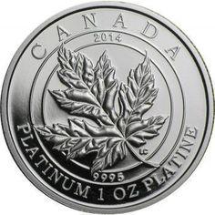 Canada 2012 Maple Leaf Forever Silver 1//2 OZ .999
