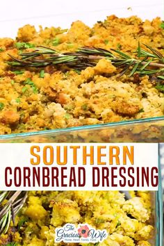 Southern Thanksgiving Recipes, Stuffing Recipes For Thanksgiving, Southern Recipes, Thanksgiving Dressing, Family Thanksgiving, Holiday Recipes, Soul Food Cornbread Dressing, Southern Cornbread Dressing, Easy Dressing Recipe