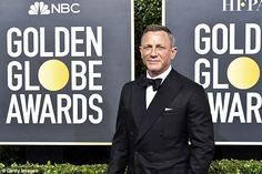Golden Globes Rachel Weisz supports Daniel Craig at event Daniel Craig, Best Actress, Best Actor, Christopher Abbott, Best Television Series, Kaitlyn Dever, Best Screenplay, Natasha Lyonne, Rachel Brosnahan