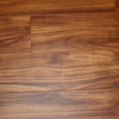 "Asian Teak Luxury Vinyl Plank Flooring 3mm x 6.3 x 48"""