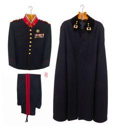 military uniforms around the world