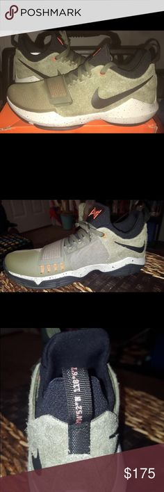 new products 87c64 94ff7 Nike PG 1 Elements Deadstock No box Sz 12.5 Nike Shoes Sneakers Nike Shoes,  Shoes