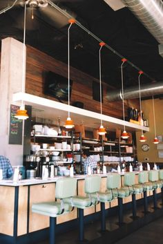 Skillet Diner in Seattle / Morgan Cadigan
