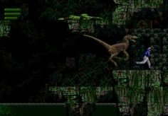 Jurassic Park for Sega - Great movie never came close to beating the game