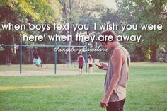 little thing called ♥: Things Boys Do We Love