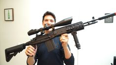 M14 EBR(airsoft)