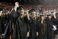ORU Graduation 2012