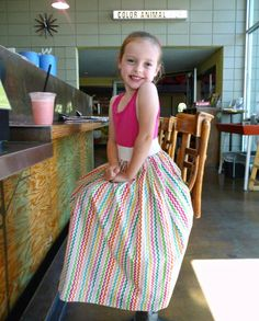 Guest Post: Urban Princess Dress Tutorial from Domestic Bliss Squared