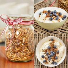 3 superenkle frokoster med havregryn Healthy Lifestyle, Diet, Breakfast, Recipes, Slim, Drinks, Food, Inspiration, Morning Coffee