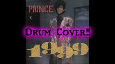 1999 by Prince Drum Cover by Myron Carlos