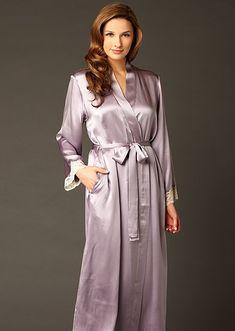 Silk Lingerie - Luxury Silk Underwear & Sleepwear for Women Silk Satin Dress, Satin Dresses, Gowns, Satin Lingerie, Pretty Lingerie, Satin Dressing Gown, Pyjama Satin, Silk Underwear, Sleepwear Women